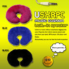 Neck Pillow Cushion U Shape built in speaker music travel suits ipod mp3 radio