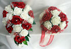Brides,Bridesmaids,Flowergirl, buttonhole Wedding Bouquets Flowers  All colours