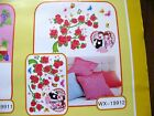 """3D A Set Big Removable Wall Stickers Decals 23""""x35"""""""
