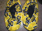 BOWLING SHOE COVERS-UNIVERSITY OF MICHIGAN