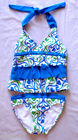 GIRLS Teens Swimwear Tankini set Tank top & Bikini set Size 6-18 RRP $39.50
