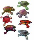 Sand Animal Turtle Tortoise Paperweight Desk Ornament 11cm Sea Creature