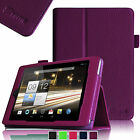 """Slim Folio PU Leather Case Stand Cover for Acer Iconia A1-810 7.9""""-Inch Tablet"""