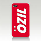 CUSTOM PRINT MESUT OZIL ARSENAL FOOTBALL SHIRT CASE COVER FOR VARIOUS MODELS