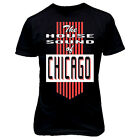 6026 CHICAGO HOUSE HISTORY T-SHIRT club ibiza circo loco dc10 ovoxo disobey