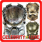 New Alein vs Predator Mask Movie Halloween Fancy Dress Costume Party Ghost Army