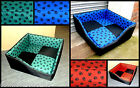 """30"""" LARGE ZIPPY CORNER BED WATERPROOF BACKED POLYESTER LOOSE COVER BED WASHABLE"""