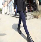 New Bright Yarns Fashion Leggings for Women Pantynose Tights Pants Fit Skinny