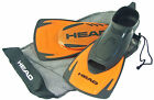 Head Energy Short Blade Swim Fins Flippers - Training Toning Muscles - FREE BAG