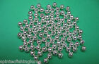 3.2mm or 4mm x 100 Spintec Bearing Beads Flying C' Lure Spinner Parts Components