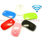 2.4GHz Wireless USB Mobile Optical Mouse For Mac Microsoft Computer Laptop