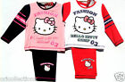 BNWT.GIRLS**OFFICIAL HELLO KITTY CAMP 03**LONG PYJAMAS(multi)