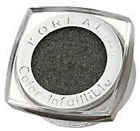 L'Oreal Color Infallible Eye Shadow Eyeshadow - Black Onyx - BUY MORE, SAVE MORE
