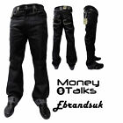 NEW MENS MONEY TALKS DESIGNER HIP STYLISH FIT BOOTCUT COOL LOOK JEANS ALL SIZES