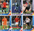 PANINI UEFA EURO 2008 1 -60 FOOTBALL CARDS BRAND NEW IN TOP LOADERS