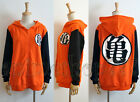 Dragonball Z Son Goku Clothing Hooded Sweatshirt Cosplay Hoodie Free Shipping