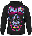 URBAN,HIP HOP,TATTOO,SHADY SKULL,HOODIE 3XL-4XL-5XL