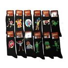 Mens The Muppets Socks Animal Fozzie Gonzo Kermit Muppet Show UK 6-11 *FREEPOST*