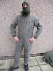 German Army Surplus One Peice Tank Suit and Fleece Liner Olive Drab Green