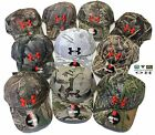 Under Armour Full Camo Logo Snap Back Cap