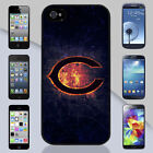 New Chicago Bears Apple iPhone & Samsung Galaxy Case Cover