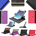 Just Rotary Universal Adjustable Claw Grip Stand Case for RCA 7 Inch Tablet