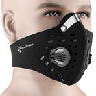 Rockbros Bike Cycling Anti-dust Half Face Mask with Filter Neoprene SizeL 5Color