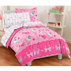 Quality BEAUTIFUL PINK HEARTS DOT FAIRY CASTLE GIRLS BED ...