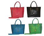 ****BNWT Ladies Women Totes Faux  Leather  Shoulder Handbags ****