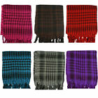 Checkered Arab Keffiyeh Shemagh Arafat Scarf Stole Neck Wrap Around  Army FAST P