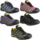 Mens Boys Womans Ladies New Safety Toe Cap Work Shoes / Trainers Size 3 - 13
