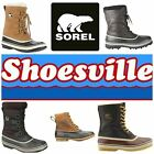SOREL BOOTS MENS VARIOUS STYLES £85 - BARGAIN!
