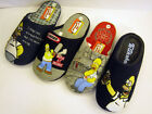 MEN'S CHARACTER SLIPPERS (SIMPSONS)