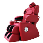 New Massage Chair Electric Zero Gravity Recliner Head Foot Stretch 3D Music Heat