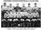OXFORD UNITED F.C.TEAM PRINTS 1962-1972 (1962/1963/1964/1966/1967/1968/1970/72)