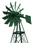 20' 3 Legged Powder Coated Windmill Aeration Systems