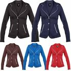Ladies Girls Riding Soft Shell Competition Jumping  Showing Coat Jacket XS-XL