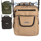Canvas Multi Functional Bag by Lorenz / Great For Cameras / Travelling