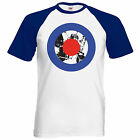 Mod Scooter Target T Shirt Quadrophenia Jimmy Cooper The Who Vespa Lambretta