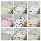 2 PCE KIDS NURSERY SET PILLOWCASE & DUVET COVER FIT CRIB / COT BED BABY BEDDING