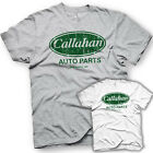 Callahan Auto Parts - Tommy Boy Movie -  Funny Humor Men's T-shirt