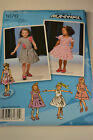 Внешний вид - Simplicity 1670 - Toddlers & Childs Dress w/ Bodice & Sleeve Variations Pattern