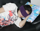 Soft Sleeping Headphone Headset Headband Mask for Mobile Phone/iPhone/HTC