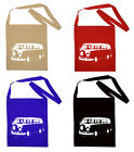 CAMPERVAN Retro VW Sling Tote Bag Various Colours Lightweight Cotton NEW