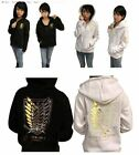 Attack on titan shingeki no kyojin Investigation Hoodies Jackets Coats  @@
