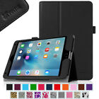 Multi-color Slim Folio Magnetic PU Leather Smart Case Stand Cover for Apple iPad