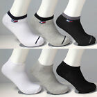 8 Pairs Mens Sport Crew Ankle Low-Cut Casual Cotton New No Show Socks Size 9-13