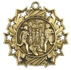 Cross Country Medals Award Trophy Team Sports W/Free Lanyard FREE SHIPPING TS419