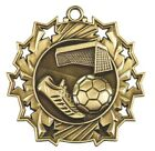 Soccer Medals Award Trophy Team Sports W/Free Lanyard FREE SHIPPING TS411