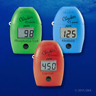 HANNA Checker Marine Phosphate Alkalinity Calcium Colorimeter and refills .